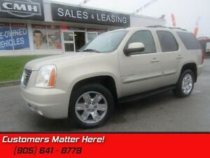 2007 GMC Yukon Sport   4X4, NAVIGATION, ROOF, DVD, CAMERA, BOSE