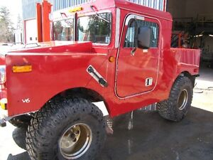 hunters special 4 x 4