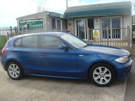 BMW 118 2.0TD 2006MY d SE PAY AS YOU GO
