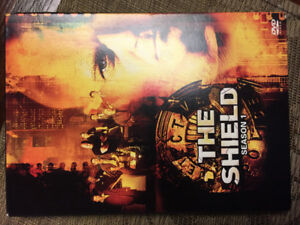 TV Series The Shield DVD - all 7 seasons