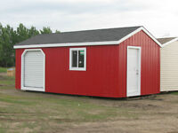 16'x32' Sheds, Garages, Cabins. ( www.northernportables.ca )