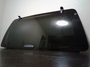 TailGate Glass Door/ Rear Window Glass