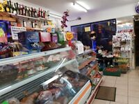 POLISH OFFLICENCE SHOP FOR SALE