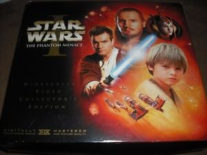 Ensemble vhs star-wars et film
