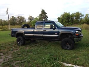 2002 Chevy Duramax trades for another truck