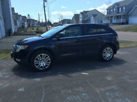 2009 Ford Edge LIMITED SUV, Crossover