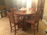 dining room table set - must go ASAP