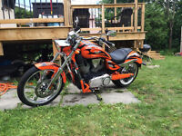 2013 Victory Jackpot (Limited Edition 1700cc) MUST SELL