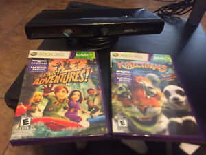 Xbox 360 and  almost 50 games