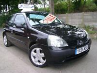 2005 Renault Clio 1.2 16V Expression 3dr 3 door Hatchback