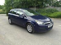 VAUXHALL ASTRA 2006 1.7 CDTI 80 MY CLUB DIELSE - MANUAL - 1 PREVIOUS OWNER