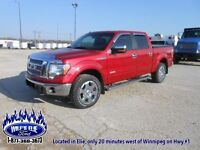 2011 Ford F-150 Lariat   - Leather - Remote Start