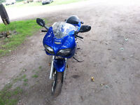 SV 650 S Suzuki motorcycle