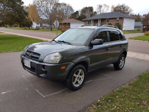 2008 Hyundai Tucson. Licensed and insp.! Low mileage!
