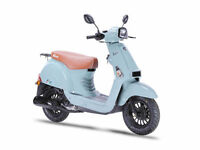 Neco Lola 50cc Moped 0% FINANCE BRAND NEW