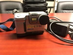 Sony MVC-FD88 digital camera