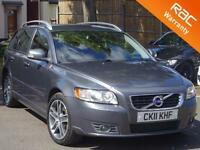 Volvo V50 2.0D D4 ( 177PS ) Geartronic 2012MY SE Lux