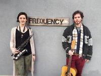 Local Musical Duo Available for Hire