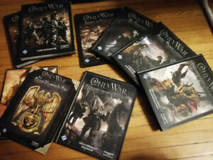 Only War Collection