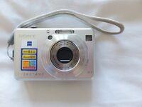 Sony Cyber-shot DSC-W100 Digital Camera