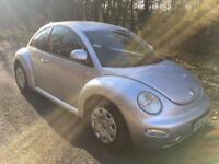 Volkswagen Beetle 1.6 RHD 12 MONTHS MOT + LOW MILEAGE