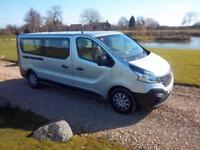 2015 / 65 Renault TRAFIC LL29 BUSINESS 9 Seat Minibus