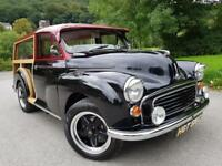 "MORRIS MINOR 1000 WRCC ""Duotone"" Travellers built to order"