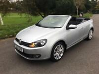 2012 12 VOLKSWAGEN GOLF 2.0 SE TDI BLUEMOTION TECHNOLOGY 2D 139 BHP DIESEL