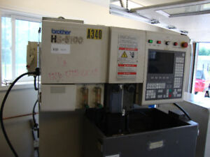 Brother HS5100 CNC Wire EDM