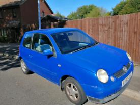 1999 Volkswagen Lupo 1.4