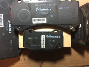 C7 Corvette  GS/Z06 Brake Pads