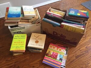 108 Fabulous Books looking for a new shelf to call home!