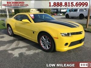 2015 Chevrolet Camaro LT w/1LT  - MyLink -  Backup Camera
