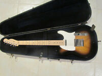 fender telecaster american standard USA 2007 avec coffre. carvin
