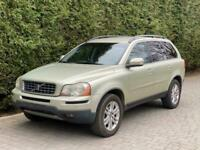 2007 Volvo XC90 2.4TD D5 ( 182bhp ) AWD Geartronic LHD LEFT HAND DRIVE