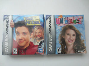 Brand New Game Boy games - SEALED -