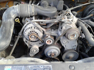 4.3 Vortec V6 and 4L60E transmission