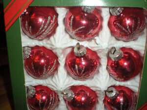 Vintage Christmas tree ornaments Regina Regina Area image 6
