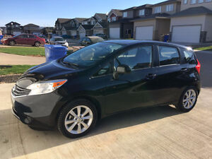 2014 Nissan Versa Note SL Sedan