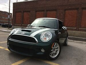2009 MINI Mini Cooper S Premium Coupe (2 door)