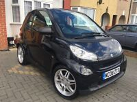 Smart Fortwo 1.0 2008 Passion, 38,000 Miles, Brabus Bodykit, Heated Leather Seats, HPI Clear