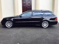 2008 Mercedes E280 3.0 CDi Sport Estate - merc bmw audi x5 jeep ml 4x4 volvo v70 xc90