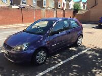 FORD FIESTA STYLE 1.2 PETROL 2007 PORTSMOUTH