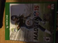 Selling madden 15 $35