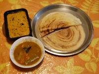 Dosa and idli (Freshly custom-made at home) Can deliver at Home!