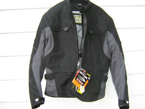 neuf manteaut   XL  moto   IXON  model   PERFORMER    SPORT