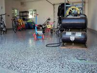 Revêtement Plancher de Garage polyuréa ProStationnement