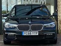 2018 BMW 740LD XDRIVE M SPORT Auto Saloon Diesel Automatic