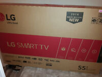 Brand New TV with Receipt