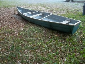 15.5 foot square back freighter canoe Peterborough Peterborough Area image 1